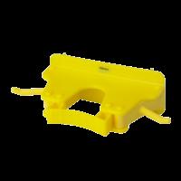 Laikiklis kotams, Vikan, 160x80x60 mm, geltonas
