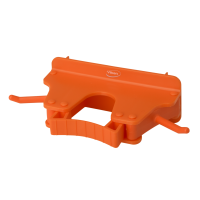 Laikiklis kotams, Vikan, 160x80x60 mm, oranžinis