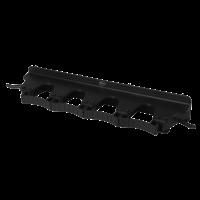 Laikiklis kotams, Vikan, 395 mm, juodas