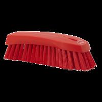 Rankinis šepetys, 200 mm, raudonas, Vikan