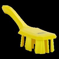 Rankinis šepetys su rankena UST, 260 mm, geltonas, Vikan