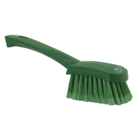 Šepetys plovimui su trumpa rankena, 270 mm, žalias, Vikan