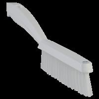 Rankinis šepetys su trumpa rankena, 300 mm, baltas, Vikan