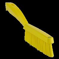 Rankinis šepetys su trumpa rankena, 300 mm, geltonas, Vikan