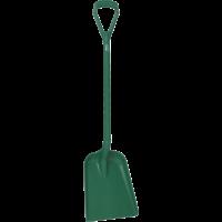Kastuvas, 327x271x50 mm, 1040 mm, žalias, Vikan