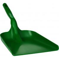 Rankinis kastuvas, 327x271x50 mm, 550 mm, žalias, Vikan