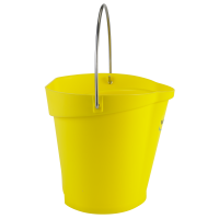 Kibiras, 6 l, geltonas, Vikan