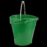 Kibiras, 20 l, žalias, Vikan