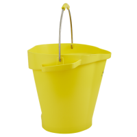 Kibiras, 20 l, geltonas, Vikan