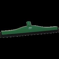 Nubrauktuvas grindims su keičiama guma, 500 mm, žalias, Vikan