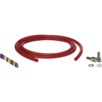 """Žarnelė pasiurbimui su antgalių rinkiniu, 1/8"""", 15000 mm, raudona, Vikan"""
